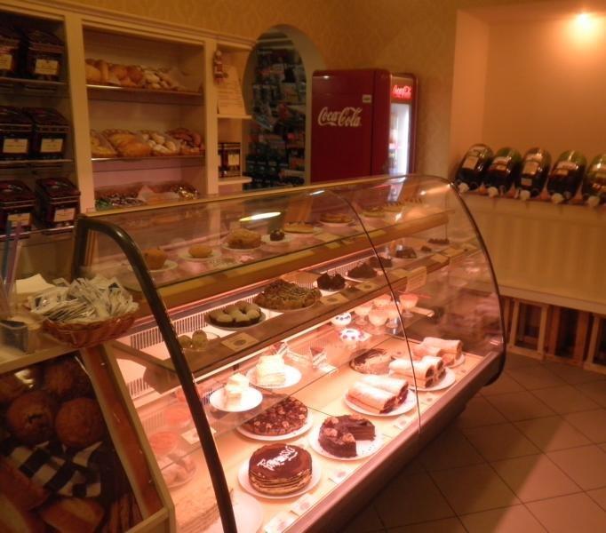 Перша приватна цукерня Андріоллі|Їжа