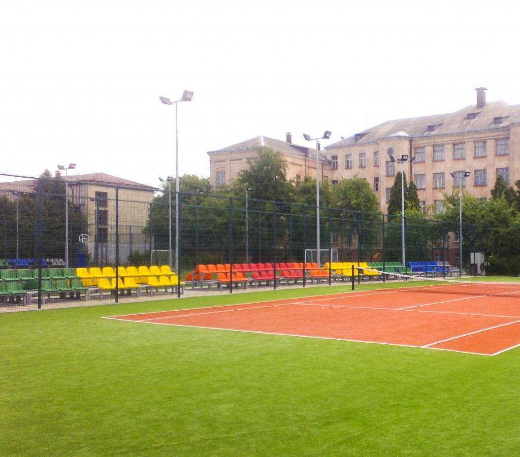 Спортивний комплекс Електрон|Спорт
