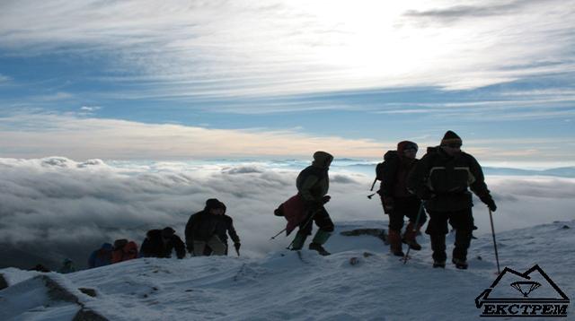 Школа альпінізму 2013-2014