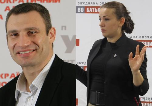 Кличко, Оробець, бокс та Україна